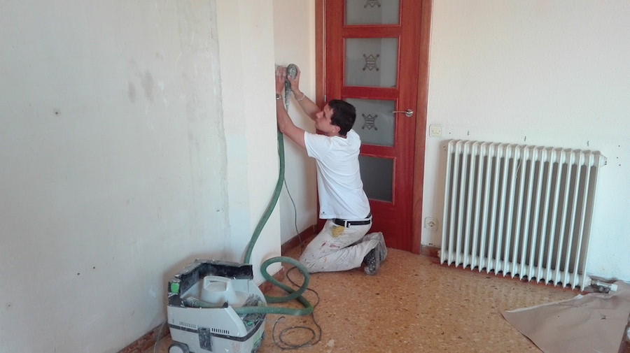 sacar gotele pintor barcelona