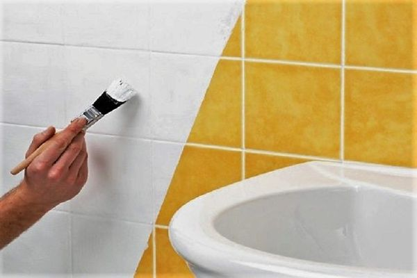 Cómo Elegir Pintura Para Azulejos Baño Y Cocina Pintor Barcelona